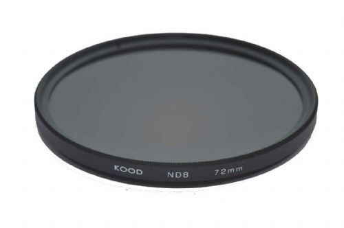 Kood ND8 (3 Stop) Filter Slim Frame 72mm